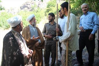 تجلی محرومیت زدایی در اردوهای جهادی روحانیون