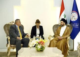 تشکیل دولت اکثریت ملی تنها راه حل واقعی مشکلات عراق است
