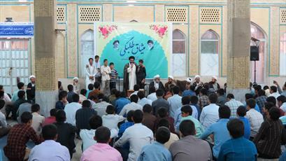 بازدید مسئول دفتر تربیتی اخلاقی  حوزه از دوره «میثاق طلبگی» کرمان