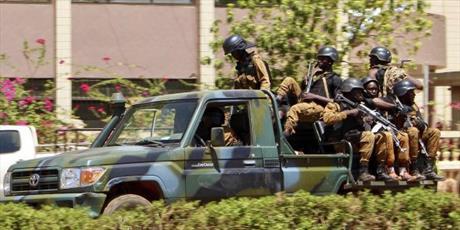 عملیات گسترده ضد تروریستی در شمال بورکینافاسو اجرا شد