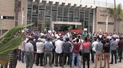 شهردار مراکشی  نامهای فلسطینی برای خیابان ها انتخاب کرد
