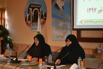 میزان شناخت و دانش پایین علت تزلزل در رعایت عفاف و حجاب  است