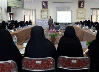 دوره مهارت هاي عمومي تدريس در گرگان برگزار شد