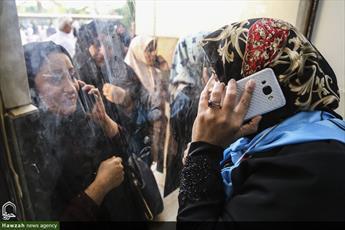 تصاویر/ نخستین مرحله اعزام زائران خوزستانی به سرزمین وحی