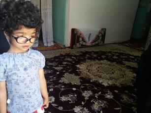 شفای دختر ۳/۵ ساله بیرجندی در کنار پنجره فولاد/ از امام رضا(ع) خواستیم ما را دست خالی برنگرداند