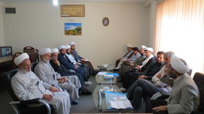 جلسه شورای هماهنگی نهادهای حوزوی کرمان برگزار شد