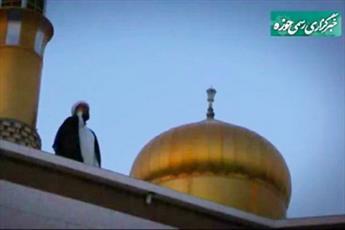 فیلم/ تلاش های  یک روحانی روستا برای ساخت مسجد