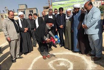 ساخت دارالقران شهرستان مریوان آغاز شد
