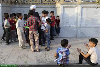 دومین دوره طرح شبانه روزی حفظ یک ساله قرآن در قم آغاز به کار کرد