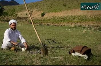 فیلم/ ایده های یک طلبه برای معیشت و اشتغال مردم روستا