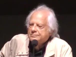 پروفسور اسکارچیا عمرش را صرف آموزش ادبیات فارسی و اسلامی کرد