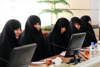 برگزاری دوره تربیت مربی عفاف و حجاب در حوزه علمیه خراسان شمالی