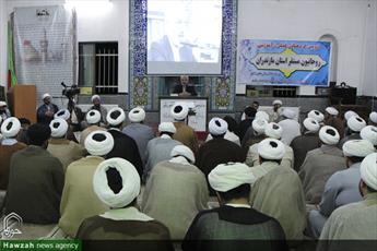 گردهمایی روحانیان مستقر مازندران برگزار شد