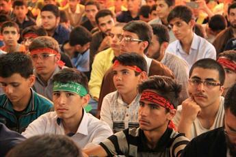کارگاه آموزشی مکتب امام صادق(ع) در مرند برگزار شد