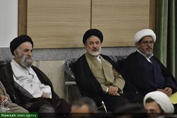 تصاویر/ افتتاحیه سومین دوره علمی  طلاب استعداد برتر حوزه در مشهد