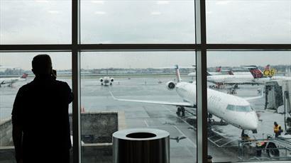 مسلمانان آمریکا خواستار توقف برنامه ردیابی مسافربری هوایی شدند