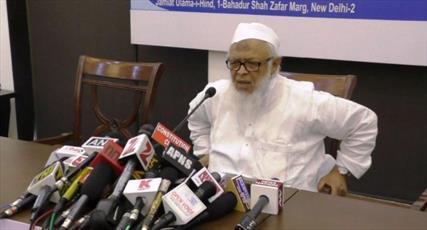 مولوی سید ارشد مدنی بار دیگر  رئیس جمعیت علمای هند شد