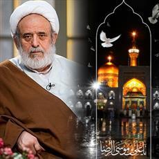 سخنرانی استاد انصاریان در مشهد مقدس برگزار می شود