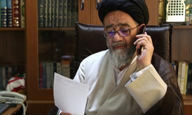 تقدیر امام جمعه تبریز  از نفرات برتر کنکور سراسری