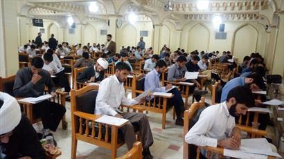 رقابت ۳۵۰ داوطلب در آزمون دکترای دانشگاه علوم اسلامی رضوی