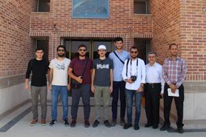 دانشجویان ترکیهای از دانشگاه ادیان و مذاهب بازدید کردند