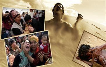 چرا خدای متعال جلوی گرفتاری انسان ها را نمی گیرد