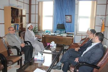 جلسات هم اندیشی حوزه و دانشگاه در قزوین برگزار می شود
