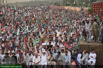 تصاویر/ کنفرانس حمایت از مظلومین در پاکستان
