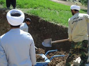 محرومیت زدایی از فقر فرهنگی و عقیدتی، شعار گروه جهادی ولیعصر(عج)/ خودسازی و دیگرسازی هدف اردوهای جهادی است