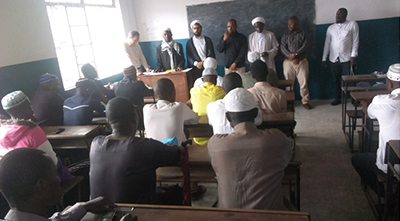 دوره دانشافزایی ائمه جمعه و جماعات در سيرالئون برگزار شد