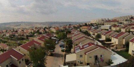 الاحتلال يستمر بزحفه الاستيطاني في الضفة الغربية