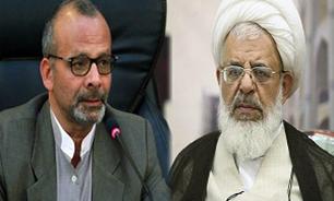 نماینده ولی فقیه  و استاندار یزد روز خبرنگار را تبریک گفتند