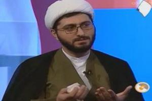 فیلم/ وقتی روحانی خبرنگار میشود!