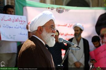 روحانیت در دفاع از حقوق مردم محافظه کاری نمی کند/ دولتمردان به مطالبات رهبری و مردم جامه عمل بپوشانند