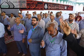 تصاویر/ حضور عزاداران امام جواد (ع)  در حرم کاظمین (ع)