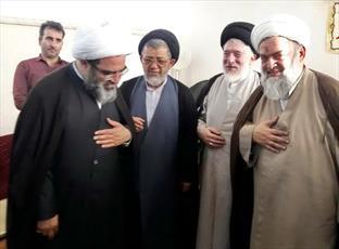 عزاداری پیشوای نهم در تهران برگزار شد