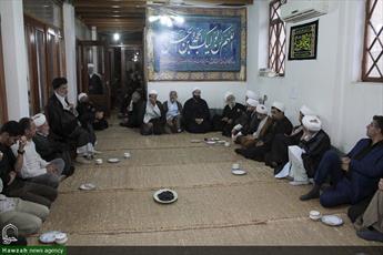 تصاویر/ دسته عزاداری شهادت امام جواد (ع) در ساری