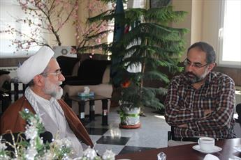 مدیر حوزه علمیه قزوین:  جای برنامه های تفسیر قرآن در شبکه های استانی رسانه ملی خالی است