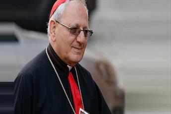 رئیس کلیسای کلدانی عراق جویای حال آیت الله العظمی سیستانی شد