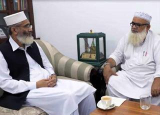امیر جماعت اسلامی پاکستان:  توهین به پیامبر اسلام(ص)  بزرگترین تروریسم است