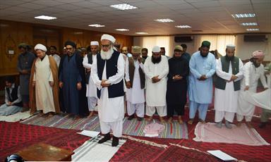 مراسم سالروز استقلال پاکستان در بلوچستان برگزار شد+ تصاویر