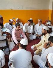 امام جماعت  گوروگام هند، به اتهام برپایی نماز جمعه بازداشت شد