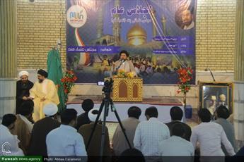 تصاویر/ نشست روحانیون هندی در مدرسه حجتیه