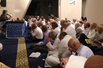 برگزاری مراسم شهادت امام محمدباقر(ع) در مکه مکرمه