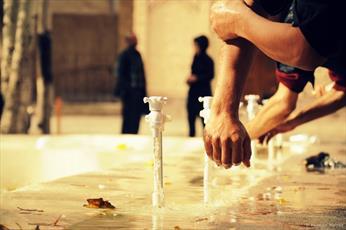 کشف مانع در اعضای وضو پس از نماز
