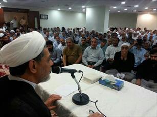 مراسم عزای امام باقر(ع) در مکه مکرمه برگزار شد