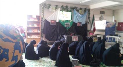 مراسم عزای امام باقر(ع) در مرکز بین المللی آموزش زبان فارسی برگزار شد
