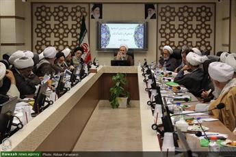 اجلاس دو روزه مدیران حوزه های علمیه سراسر کشور آغاز شد