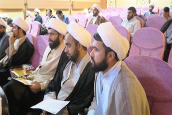 دوره آموزشی طلاب وظیفه آموزش و پرورش خوزستان در حال برگزاری است
