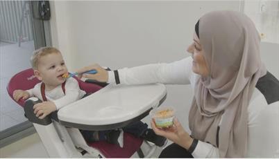 دو بانوی مسلمان استرالیایی تجارت «غذای حلال کودک» راه اندازی کردند